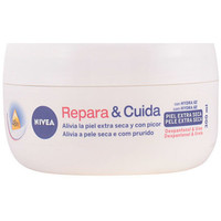 Beauty pflegende Körperlotion Nivea Repara & Cuida Body Cream Piel Extra Seca  300 ml