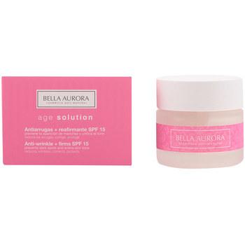 Beauty Damen pflegende Körperlotion Bella Aurora Age Solution Antiarrugas & Reafirmante Spf15  50 ml