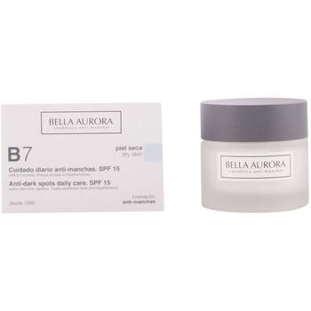 Beauty Damen pflegende Körperlotion Bella Aurora B7 Antimanchas Regenerador Aclarante Spf15  50 ml