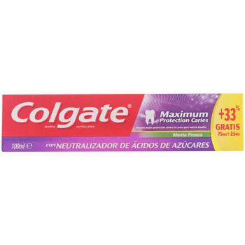 Beauty Accessoires Gesicht Colgate Maximum Protection Anti-caries Dentífrico 75ml+33%