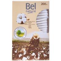 Beauty Gesichtsreiniger  Bel Nature Ecocert Bastoncillos Cartón Algodón Orgánico 200 Pz