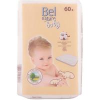 Beauty Gesichtsreiniger  Bel Nature Ecocert Maxi Discos Bebé Algodón 100% Orgánico 60 Pz