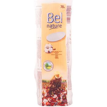 Beauty Gesichtsreiniger  Bel Nature Ecocert Discos Redondos Algodón 100% 70 Pz