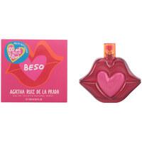 Beauty Damen Eau de toilette  Agatha Ruiz de la Prada Beso Edt Zerstäuber  100 ml