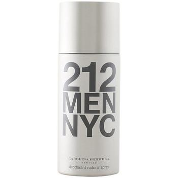 Beauty Herren Deodorant Carolina Herrera 212 Nyc Men Deo Zerstäuber  150 ml