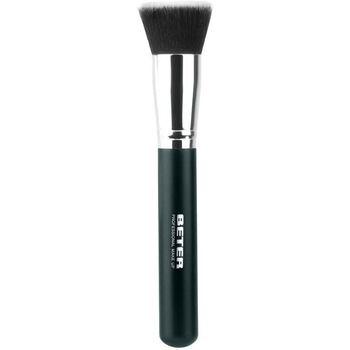 Beauty Damen Pinsel Beter Brocha Maquillaje Kabuki Plana Pelo Sintético  17 cm