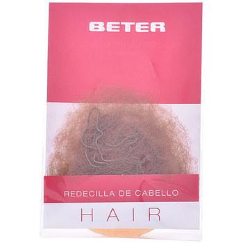 Beauty Damen Accessoires Haare Beter Redecilla Cabello Invisible castaño Rubia  2 uds