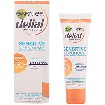 Beauty Sonnenschutz & Sonnenpflege Garnier Sensitive Advanced Crema Facial Spf50+  50 ml