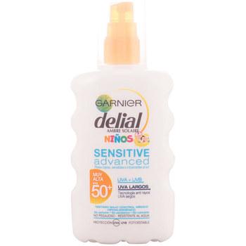 Beauty Sonnenschutz Garnier Niños Sensitive Advanced Zerstäuber Spf50+  200 ml