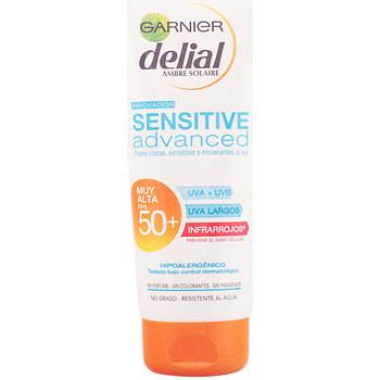 Beauty Sonnenschutz Garnier Sensitive Advanced Leche Spf50+  200 ml
