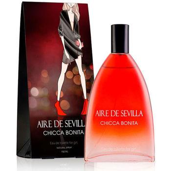 Beauty Damen Eau de toilette  Aire Sevilla Aire De Sevilla Chicca Bonita Edt Zerstäuber  150 m