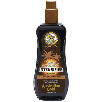 Beauty Sonnenschutz Australian Gold Bronzing Intensifier Dry Oil With Bronzer Spray