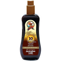 Beauty Sonnenschutz & Sonnenpflege Australian Gold Sunscreen Spf10 Spray Gel With Instant Bronzer