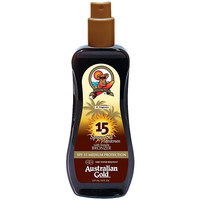 Beauty Sonnenschutz & Sonnenpflege Australian Gold Sunscreen Spf15 Spray Gel With Instant Bronzer
