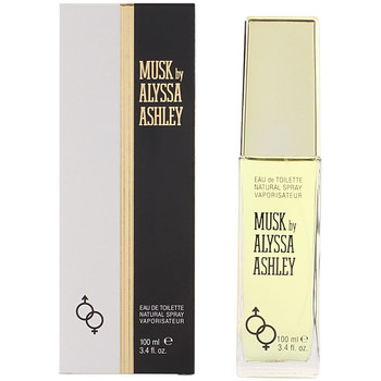 Beauty Damen Eau de toilette  Alyssa Ashley Musk Edt Zerstäuber  100 ml