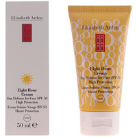 Beauty Damen pflegende Körperlotion Elizabeth Arden Eight Hour Cream Sun Defense Spf50  50 ml