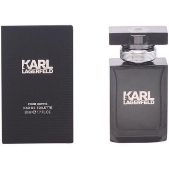 Karl Lagerfeld  Eau de toilette Karl  Pour Homme Edt Zerstäuber