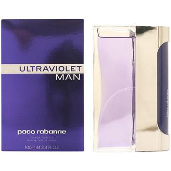 Beauty Herren Eau de toilette  Paco Rabanne Ultraviolet Man Edt Zerstäuber  100 ml