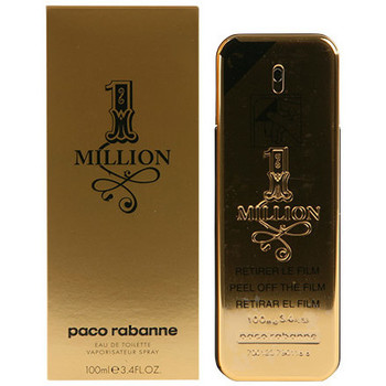Beauty Herren Eau de toilette  Paco Rabanne 1 Million Edt Zerstäuber  100 ml