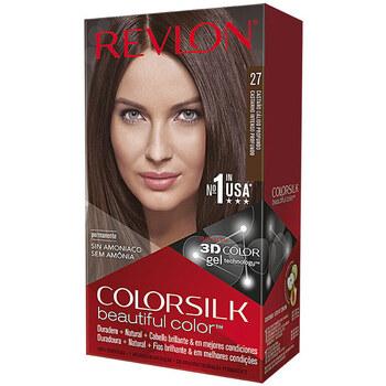 Beauty Damen Accessoires Haare Revlon Gran Consumo Colorsilk Tinte 27-castaño Calido Profundo
