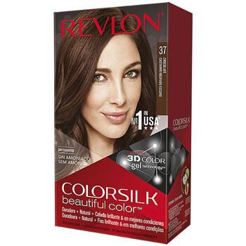 Beauty Damen Accessoires Haare Revlon Gran Consumo Colorsilk Tinte 37-chocolate
