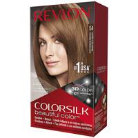 Beauty Damen Accessoires Haare Revlon Gran Consumo Colorsilk Tinte 54-castaño Claro Dorado