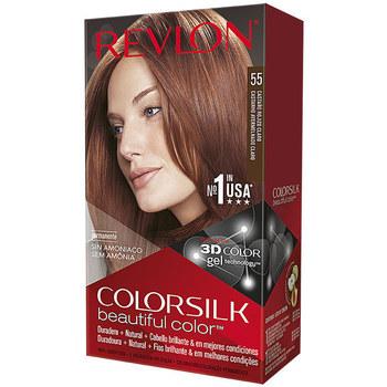 Beauty Damen Accessoires Haare Revlon Gran Consumo Colorsilk Tinte 55-rojizo Claro