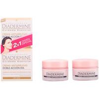 Beauty Damen Anti-Aging & Anti-Falten Produkte Diadermine Crema Antiarrugas Doble Accion Dia Set