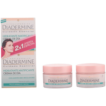 Beauty Damen pflegende Körperlotion Diadermine Crema Hidratante Matificante Dia Pnm Set