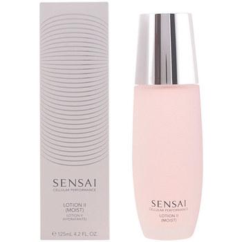 Beauty Damen pflegende Körperlotion Kanebo Sensai Cellular Performance Lotion Ii Moist  125 ml