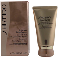 Beauty Damen pflegende Körperlotion Shiseido Benefiance Concentrated Neck Contour Treatment  50 ml