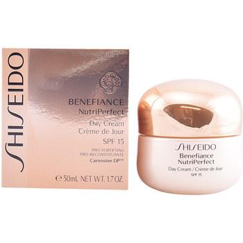 Beauty Damen Anti-Aging & Anti-Falten Produkte Shiseido Benefiance Nutriperfect Day Cream Spf15  50 ml