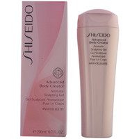 Beauty Damen pflegende Körperlotion Shiseido Body Creator Advanced Aromatic Sculpting Gel  200 ml