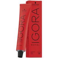 Beauty Accessoires Haare Schwarzkopf Igora Royal 7-65  60 ml