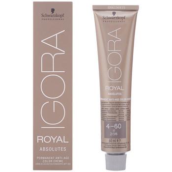 Beauty Accessoires Haare Schwarzkopf Igora Royal Absolutes 4-60  60 ml