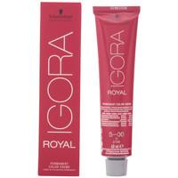 Beauty Damen Haarfärbung Schwarzkopf Igora Royal 5-00