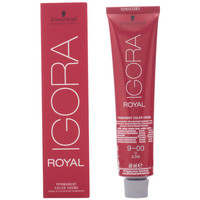 Beauty Accessoires Haare Schwarzkopf Igora Royal 9-00