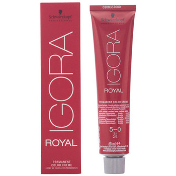Beauty Accessoires Haare Schwarzkopf Igora Royal 5-0  60 ml