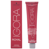 Beauty Accessoires Haare Schwarzkopf Igora Royal 4-6  60 ml