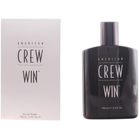 Beauty Herren Eau de toilette  American Crew Win Edt Zerstäuber  100 ml