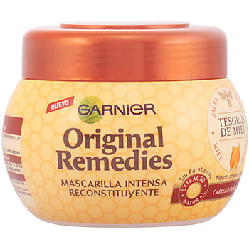 Beauty Shampoo Garnier Original Remedies Kur/maske Tesoros De Miel  300 ml