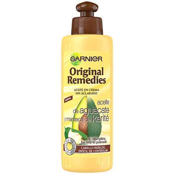Beauty Spülung Garnier Original Remedies Crema Sin Aclarado Aguacate & Karite 200ml 20