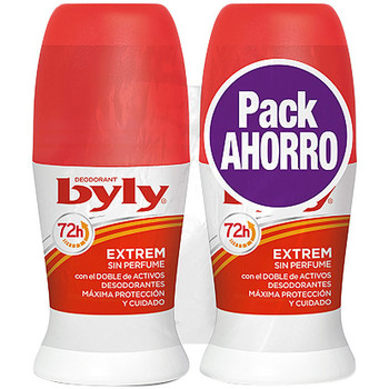 Beauty Accessoires Nägel Byly Extrem 72h Deo Roll-on Set  2 x 50 ml