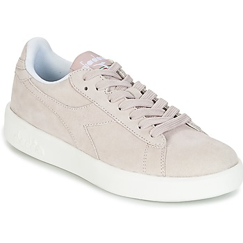 Schuhe Damen Sneaker Low Diadora GAME WIDE NUBE Maulwurf