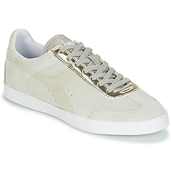 Schuhe Damen Sneaker Low Diadora B ORIGINAL VLZ Grau