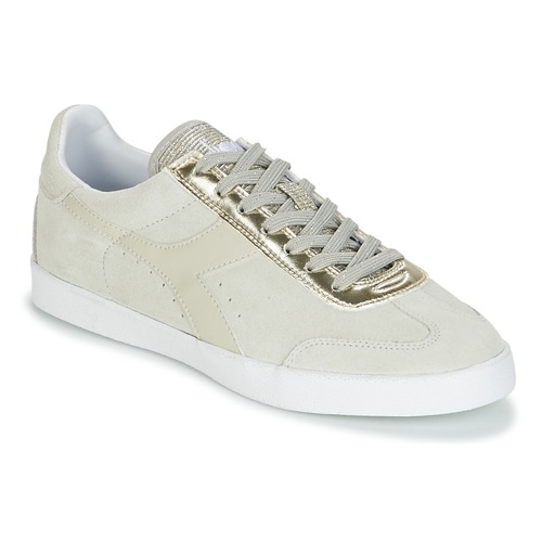 Diadora B ORIGINAL VLZ Grau  Schuhe TurnschuheLow Damen 59,99
