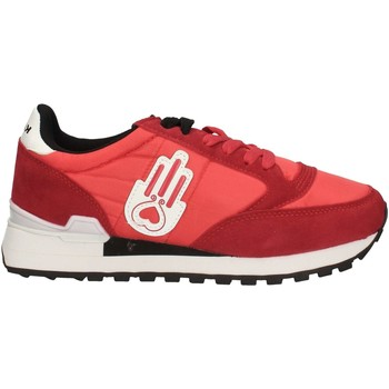 Schuhe Sneaker Low Kamsa DKAMSA RED