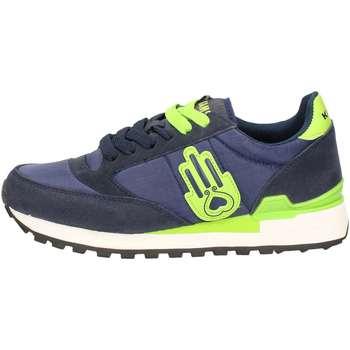 Schuhe Sneaker Low Kamsa DKAMSA Sneakers Unisex Blau Blau