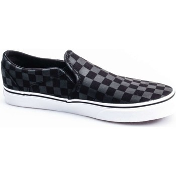 Schuhe Slip on Vans VN-0 VOSGPA Slip on  Unisex Schwarz Schwarz