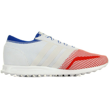 Schuhe Herren Sneaker Low adidas Originals Los Angeles Weiss
